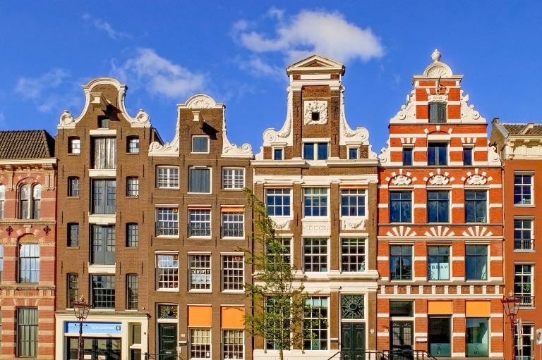 Amsterdam-houses